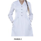 quanto custa uniforme hospitalar branco Tremembé